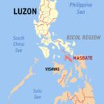 MASBATE MAP